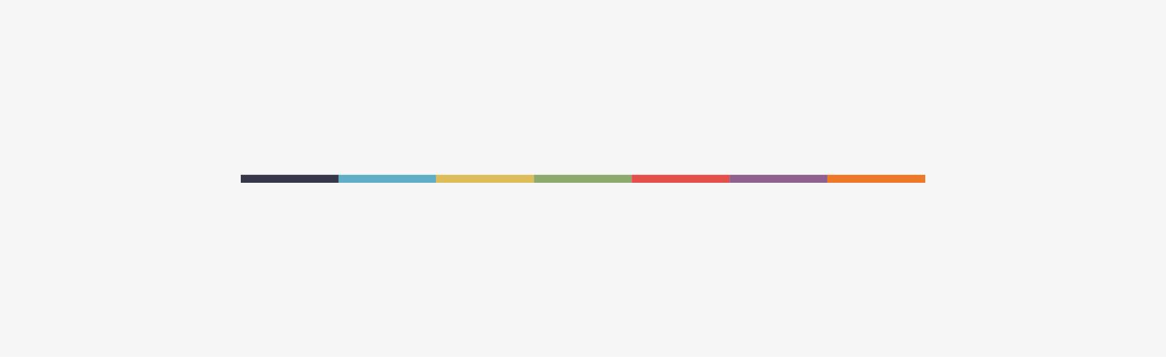 Profile components – UiB's Brand guide